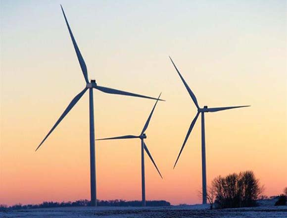 Black Oak Getty Wind Farm