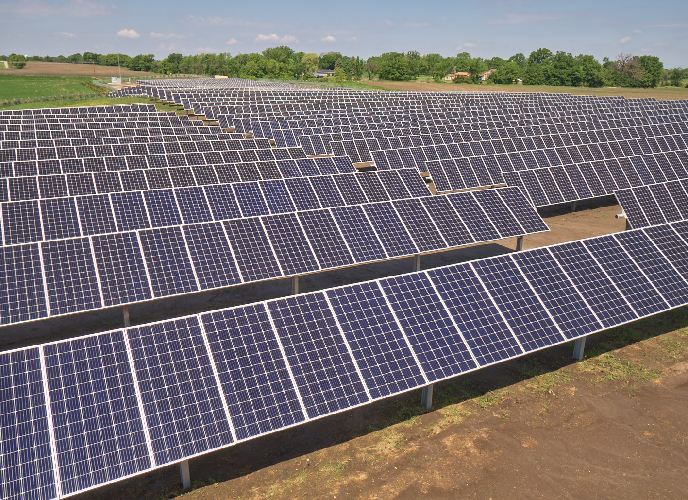 The Minnesota Munil Agency Mmpa Has Committed To Purchasing 100 Percent Of Renewable Output From Buffalo Solar Facility